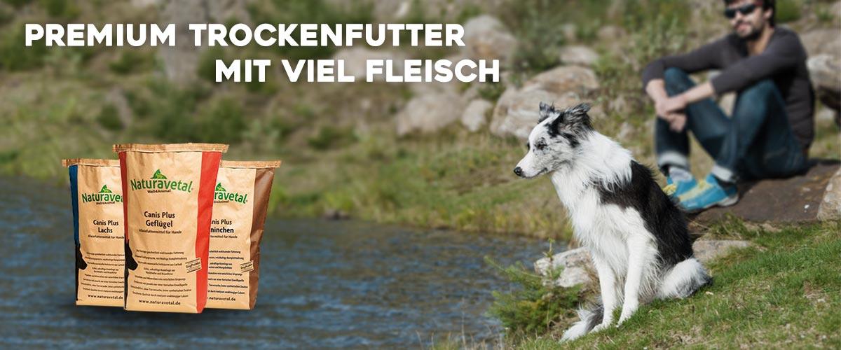 trockenfutter hund und natur dein hundeladen in recklinghausen. Black Bedroom Furniture Sets. Home Design Ideas